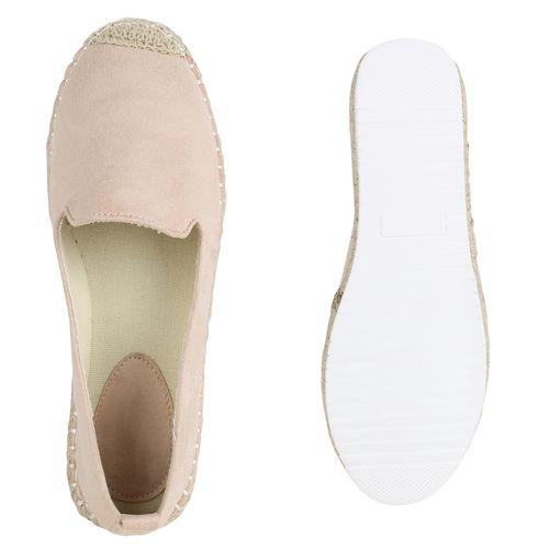 Espadrilles Espadrilles Espadrilles Espadrilles Slippers Slippers Creme Creme Damen Damen Damen Creme Slippers Slippers Damen wXdFqdx