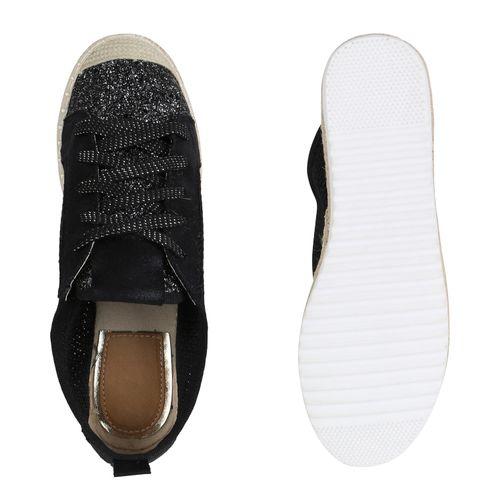 Sneaker Low Damen Sneaker Sneaker Sneaker Schwarz Damen Low Schwarz Damen Low Schwarz Low Damen U51qar5xwA