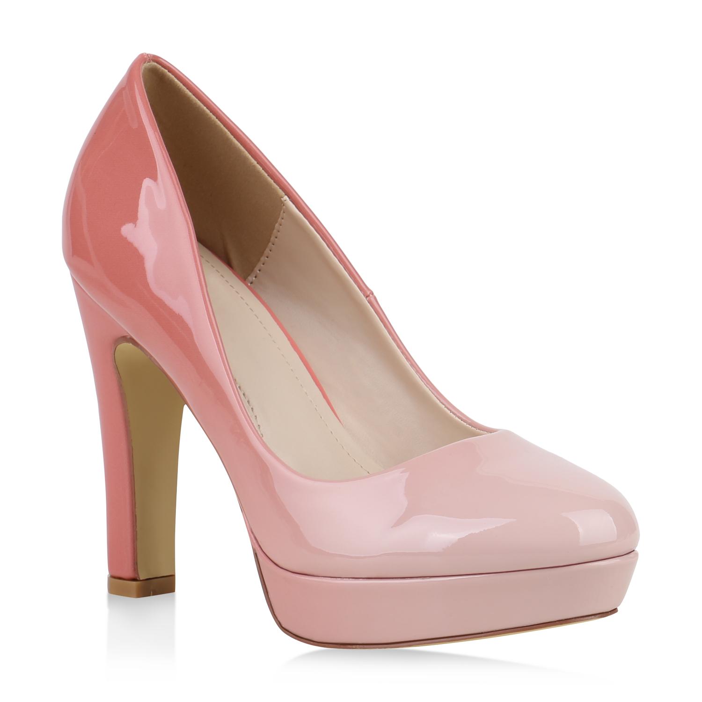 damen pumps in rosa 820771 3369. Black Bedroom Furniture Sets. Home Design Ideas