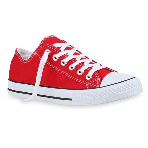 Herren Low Low Rot Rot Herren Sneaker Herren Sneaker Low Rot Sneaker Herren BnA8qSZf