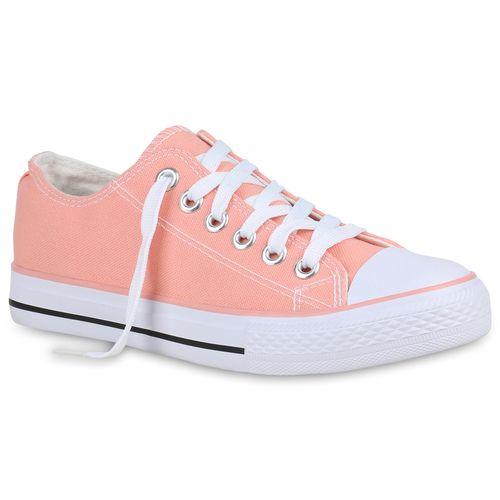 Rosa Damen Rosa Low Sneaker Low Sneaker Damen dqtSdBwT