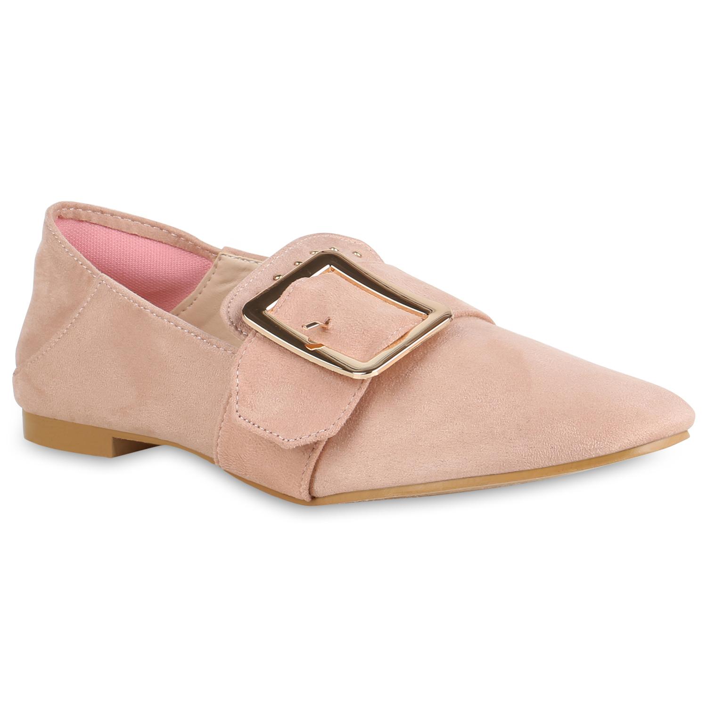 Damen Klassische Slippers - Rosa
