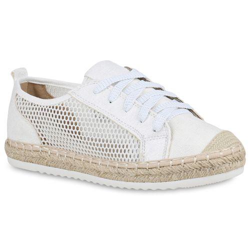Sneaker Damen Damen Plateau Plateau Plateau Weiß Weiß Damen Sneaker XA7wpqq0