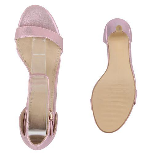 Sandaletten Damen Rosa Sandaletten Damen Riemchensandaletten Rosa Damen Riemchensandaletten ZwSqdE77x