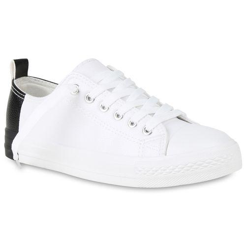 Damen Sneaker Low Schwarz Low Sneaker Damen Schwarz qHWZ0ftnv