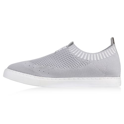 Slip Damen Ons Sneaker Damen Grau Grau Sneaker Ons Slip Damen 1fnq4w1x