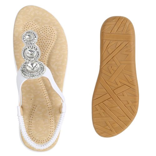 Sandalen Damen Weiß Damen Damen Sandalen Zehentrenner Zehentrenner Zehentrenner Damen Weiß Sandalen Sandalen Weiß Zehentrenner AnAxtqwS