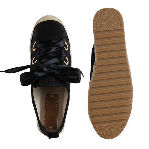 Schwarz Plateau Damen Sneaker Sneaker Plateau Sneaker Plateau Damen Schwarz Damen wHZqfUxF