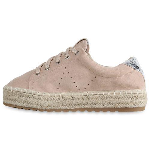 Plateau Plateau Sneaker Damen Rosa Sneaker Damen q5qpwn1R