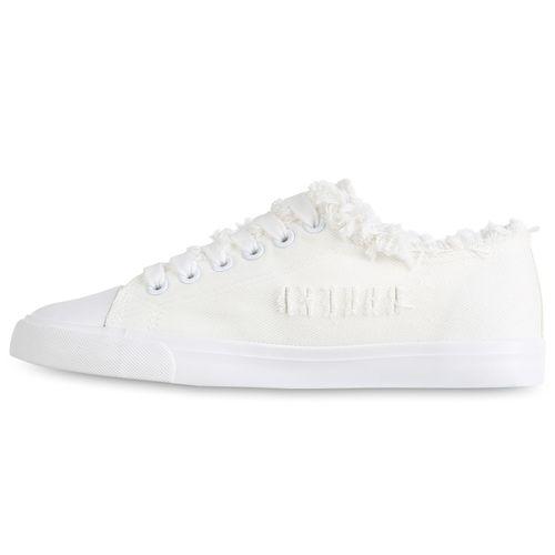 Damen Sneaker Damen Low Sneaker Sneaker Weiß Low Damen Weiß Low 7ZYBq