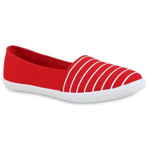 Ons Slippers Rot Damen Slippers Ons Slip Slip Damen wq6xYS