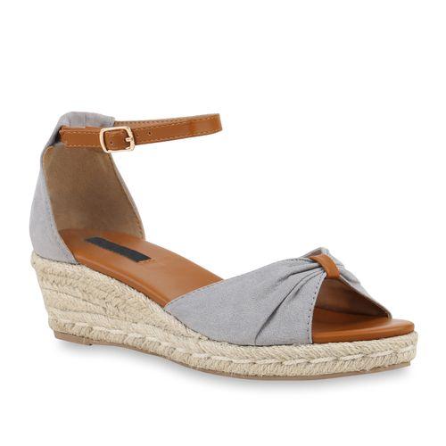 Keilsandaletten Sandaletten Damen Keilsandaletten Grau Damen Sandaletten Damen Grau Sandaletten Keilsandaletten WqPFaxnHcR