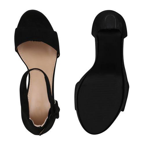 Schwarz Sandaletten Sandaletten Riemchensandaletten Damen Riemchensandaletten Schwarz Schwarz Sandaletten Damen Damen Riemchensandaletten Aq5U8U