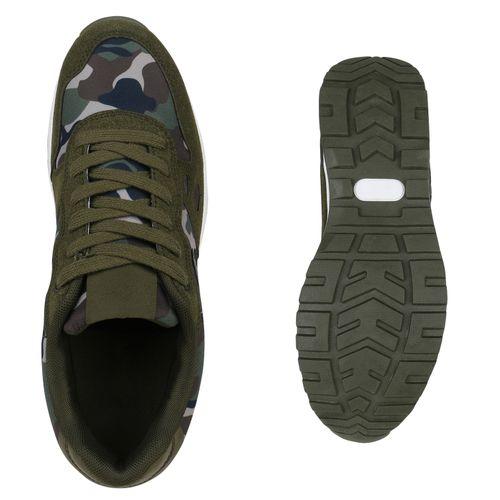 Herren Sportschuhe Laufschuhe - Camouflage