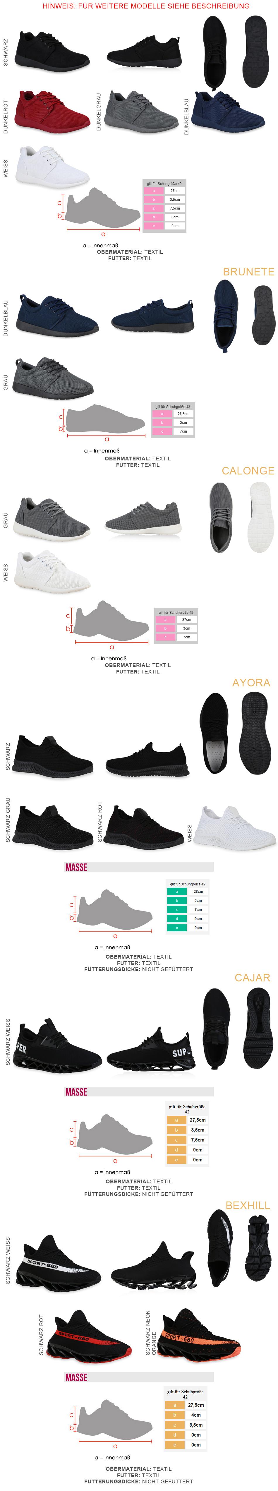 Laufschuhe Neu Sneaker Trendy Details zu Herren Sohle Fitness Sportschuhe Schuhe 822789 On0wPk8
