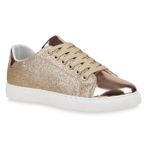 a3d1d216e800bc Damen Sneaker in Rose Gold (822791-4745) - stiefelparadies.de