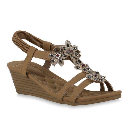 Sandaletten Damen Sandaletten Khaki Damen Keilsandaletten Keilsandaletten Sandaletten Keilsandaletten Khaki Khaki Damen C1x81dn