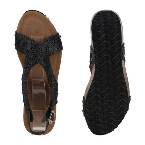 Sandaletten Keilsandaletten Damen Sandaletten Schwarz Damen Damen Damen Keilsandaletten Sandaletten Schwarz Sandaletten Schwarz Keilsandaletten wtIBnq