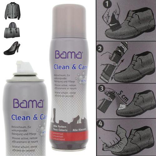 Bama Clean & Care - Pflegeschaum