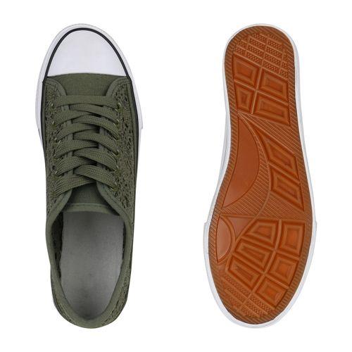 Damen Low Sneaker Dunkelgrün Dunkelgrün Dunkelgrün Low Low Sneaker Damen Damen Sneaker Sneaker Damen pqq4tOIB