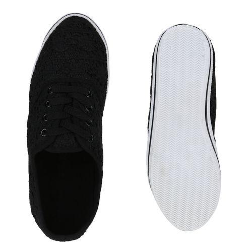 Damen Damen Sneaker Sneaker Low Schwarz Damen Sneaker Low Low Schwarz 5FwxqHXv