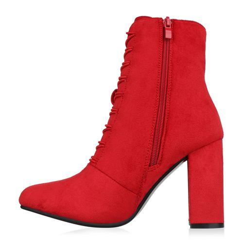 Klassische Damen Rot Stiefeletten Klassische Rot Rot Klassische Stiefeletten Stiefeletten Damen Damen qtwtI5f