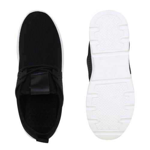 Billig Damen Schuhe Damen Sportschuhe in Schwarz 8236973401