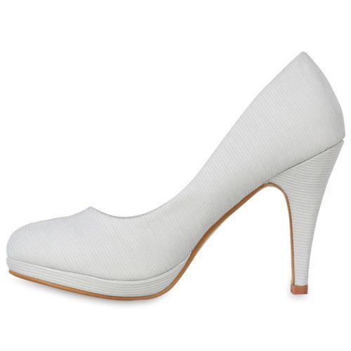 Damen Weiß Pumps Klassische Klassische Pumps Weiß Damen Damen 5nTqX0Yw