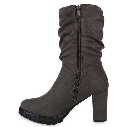 Stiefel Klassische Grau Klassische Damen Grau Damen Damen Grau Damen Stiefel Stiefel Klassische xqqTv60