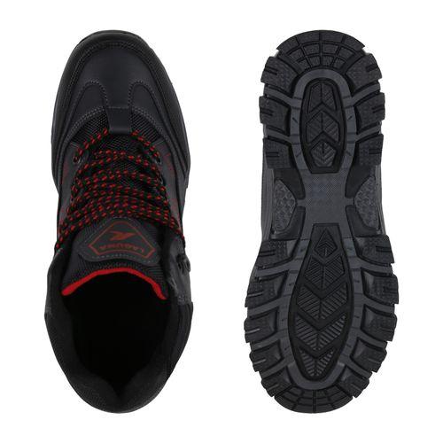 Damen Halbschuhe Outdoor Schuhe - Dunkelgrau