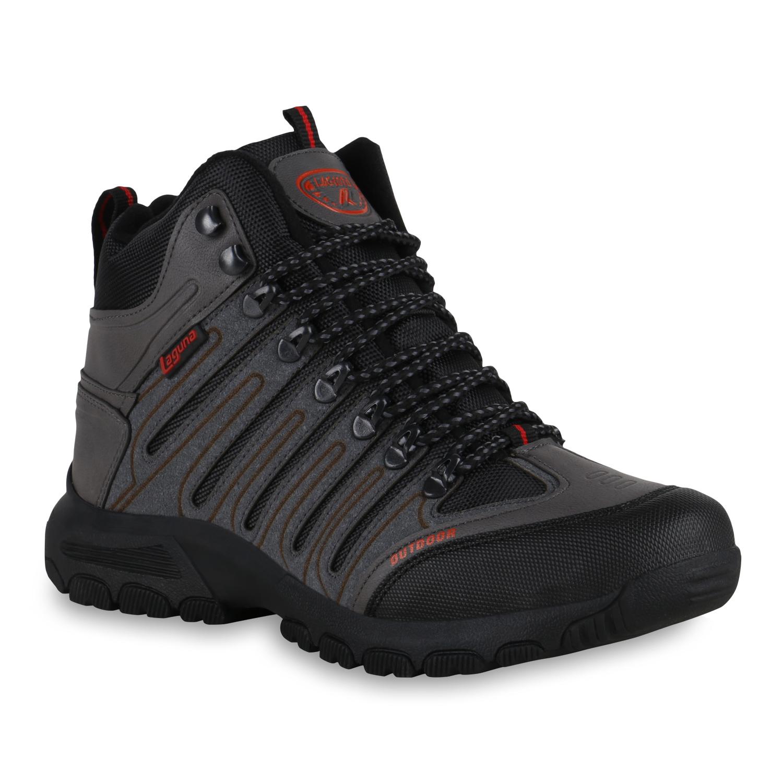 Herren Outdoor Schuhe - Grau
