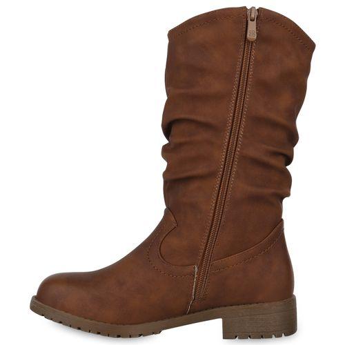 Cowboystiefel Damen Damen Braun Stiefel Stiefel xFCqtwP