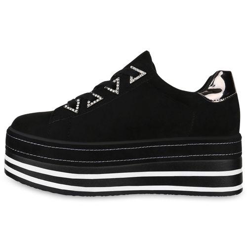 Plateau Sneaker Damen Plateau Damen Schwarz Damen Schwarz Sneaker Damen Schwarz Plateau Sneaker HwnUqd1H