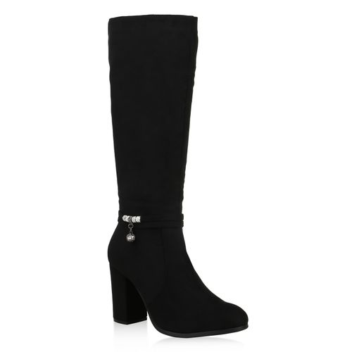 Stiefel Damen Damen Schwarz Schwarz Klassische Klassische Klassische Damen Damen Klassische Stiefel Schwarz Stiefel Stiefel Schwarz wwCT0Fq