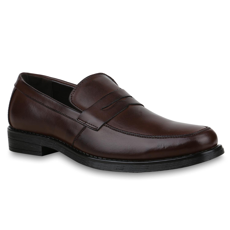 Herren Business Klassische Slippers - Braun