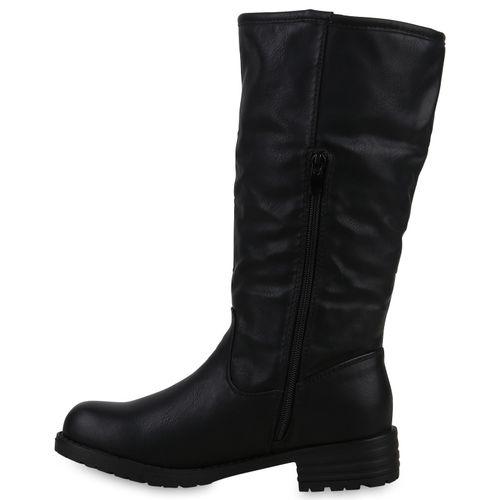 Damen Damen Stiefel Klassische Stiefel Schwarz Schwarz Klassische Damen Stiefel Klassische PBwttq