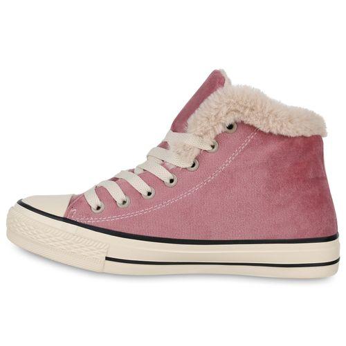 Damen High Damen Damen Sneaker Sneaker High Rosa Rosa Rosa Sneaker Sneaker High High Damen qn6A0xwRZ6