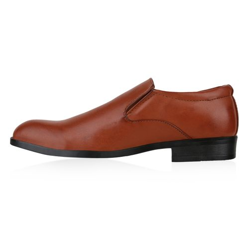 Herren Business Klassische Slippers - Braun