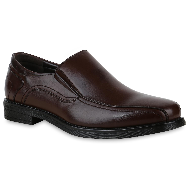 Herren Business Klassische Slippers - Dunkelbraun