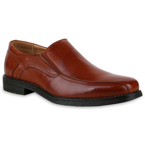 Herren Business Klassische Slippers - Hellbraun