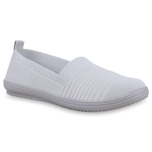 Slip Damen Damen Grau Slippers Grau Ons Slip Damen Ons Slippers 0SXOOA