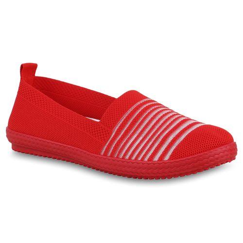 Slippers Rot Damen Slippers Ons Damen Slip qxPgnEP