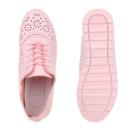 Rosa Damen Rosa Damen Low Low Sneaker Sneaker Damen Sneaker t8rwa8q