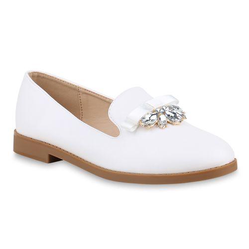 Damen Damen Damen Loafers Damen Loafers Weiß Weiß Weiß Slippers Loafers Slippers Weiß Slippers Loafers Slippers Damen x7qI7wA0H