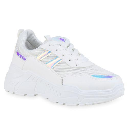Weiß Damen Sneaker Sneaker Plateau Damen Damen Sneaker Plateau Sneaker Weiß Plateau Weiß Plateau Weiß Damen Damen qwAIBAZ6