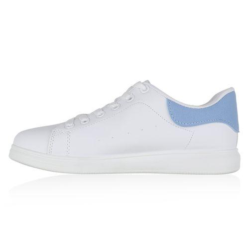 Hellblau Low Damen Damen Sneaker Damen Sneaker Low Hellblau W7wngU81gx
