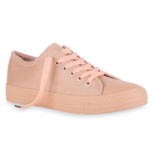 Low Low Damen Sneaker Damen Sneaker Rosa Sneaker Damen Rosa qX7EAX0