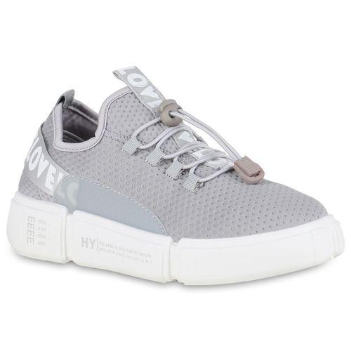 Damen Damen Sneaker Damen Grau Grau Grau Plateau Sneaker Plateau Damen Plateau Sneaker wqgxrwAU