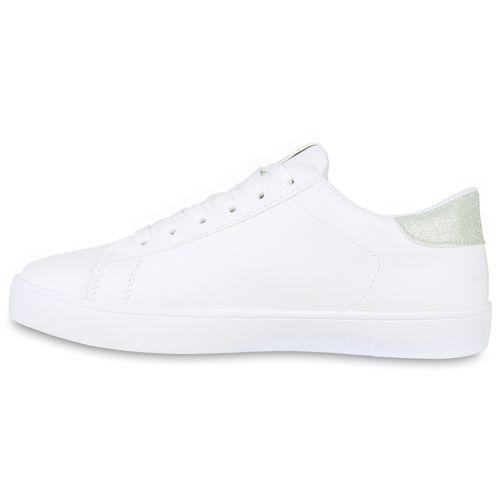 Low Sneaker Weiß Damen Weiß Damen Hellgrün Sneaker Hellgrün Low 6YqwOO
