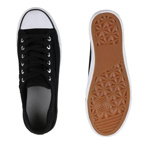 Sneaker Damen Schwarz Sneaker Low Damen Low Low Schwarz Damen Schwarz Sneaker BxUCTwq